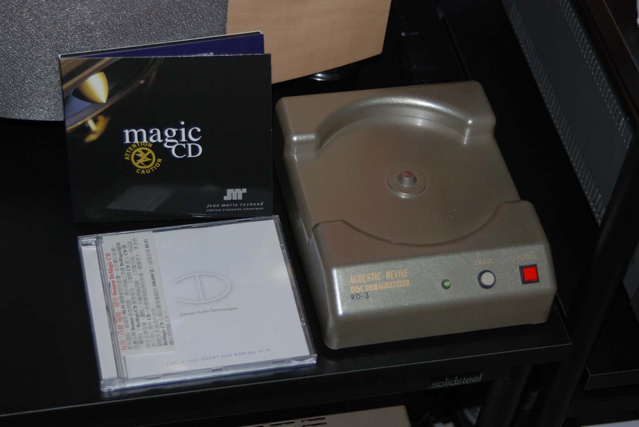 AR RD3,Densen & jmr magic cd (1).JPG